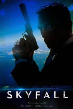 007: Координаты «Скайфолл» / Skyfall (2012) BDRip 720p | 60 FPS