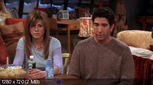 Друзья [1-10 Сезон] / Friends (1994-2004) BDRip 720p  скачать с letitbit